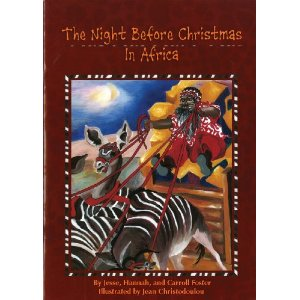 The Night Before Christmas in Africa