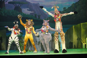 Madagascar Live Gang