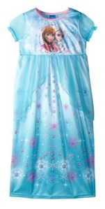 Elsa & Anna Nightgown