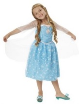 Elsa Light Up Dress