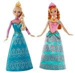 Elsa & Anna Doll