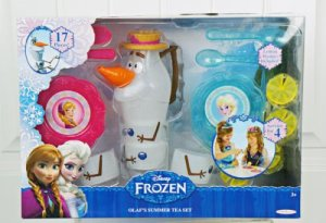 Olaf Tea Set