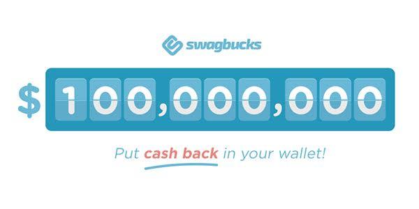 Swagbucks 100,000,000