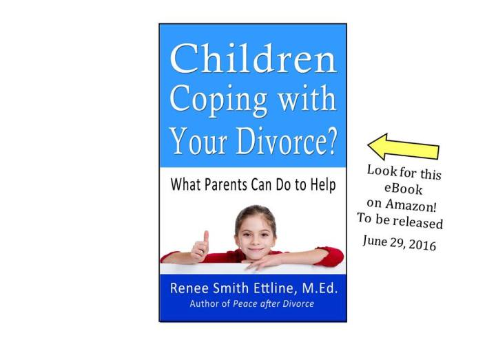 Children Coping with your Divorce