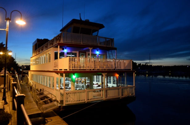 princess riverboat image